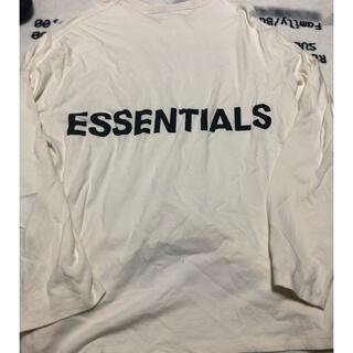 ESSENTIAL DESIGNS - essentials fog トップス バッグプリント