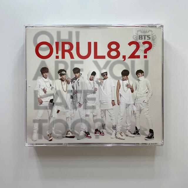 2 COOL 4 SKOOL / O!RUL8,2? 日本仕様版 エンタメ/ホビーのCD(K-POP/アジア)の商品写真