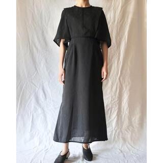 mame - 新品21SSmame Tulip Motif Jacquard Dress