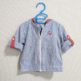 ニシマツヤ(西松屋)のパーカー 90cm(ジャケット/上着)