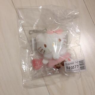 サンリオ(サンリオ)のキティ キャンディ付き マスコット ぬいぐるみ 2(キャラクターグッズ)