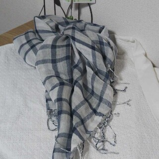 ムジルシリョウヒン(MUJI (無印良品))の無印良品 綿ストール(ストール/パシュミナ)