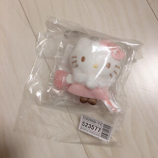 サンリオ(サンリオ)のキティ キャンディ付き マスコット ぬいぐるみ 3(キャラクターグッズ)