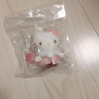 サンリオ(サンリオ)のキティ キャンディ付き マスコット ぬいぐるみ 4(キャラクターグッズ)