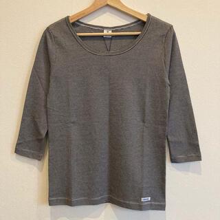 オーシバル(ORCIVAL)の【新品】ORCIVAL クルーネック七分袖Tシャツ(Tシャツ(長袖/七分))