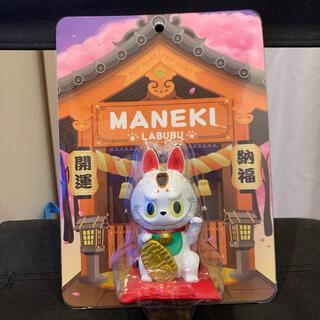 メディコムトイ(MEDICOM TOY)のLABUBU MANEKI  招き猫(その他)