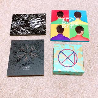 ジェイワイジェイ(JYJ)のXIA solo albumセット(K-POP/アジア)