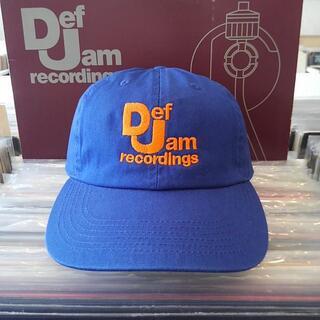 DEF JAM LOW CAP BLUE
