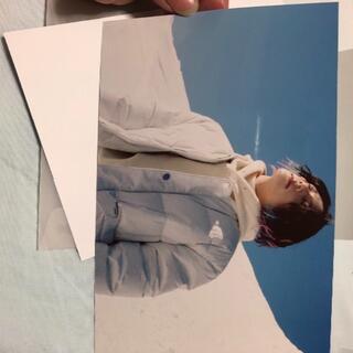 ボウダンショウネンダン(防弾少年団(BTS))のBTS グク 公式写真 ウィンパケ2021 ジョングク フォトカード(アイドルグッズ)