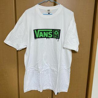 マジカルモッシュミスフィッツ(MAGICAL MOSH MISFITS)のMxMxM   VANS   コラボ Tシャツ(Tシャツ/カットソー(半袖/袖なし))