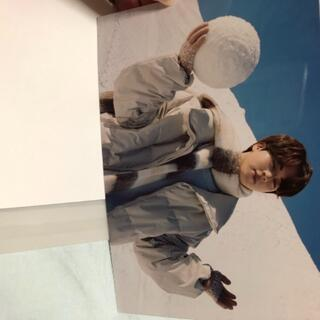 ボウダンショウネンダン(防弾少年団(BTS))のBTS ジン 公式写真 ウィンパケ2021  JIN フォトカード(アイドルグッズ)