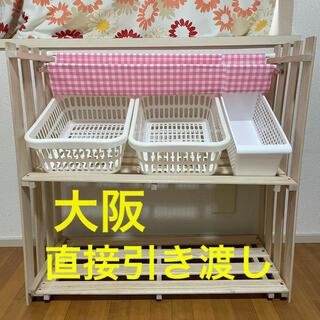 おもちゃ箱 ラック 本棚 おもちゃ収納(棚/ラック/タンス)