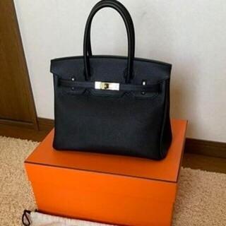 Hermes - エルメス バーキン25 トゴ 黒 ハンドバッグ