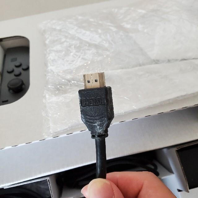 Nintendo Switch(ニンテンドースイッチ)のNintendo Switch エンタメ/ホビーのゲームソフト/ゲーム機本体(家庭用ゲーム機本体)の商品写真