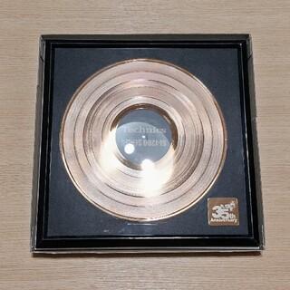パナソニック(Panasonic)のTechnics SL-1200  35周年記念ゴールドディスク(ターンテーブル)