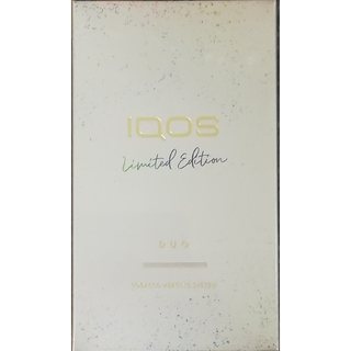 IQOS - IQOS 3 DUO 本体 ムーンシルバー