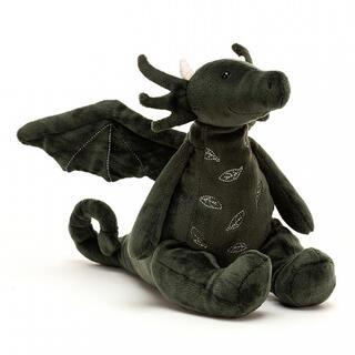 国内未入荷 新品タグ付 ジェリーキャット ドラゴン Forest Dragon(ぬいぐるみ/人形)