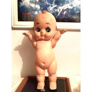 キューピー人形全長51㎝ Made In JAPAN 17 日本製 昭和レトロ(ぬいぐるみ/人形)