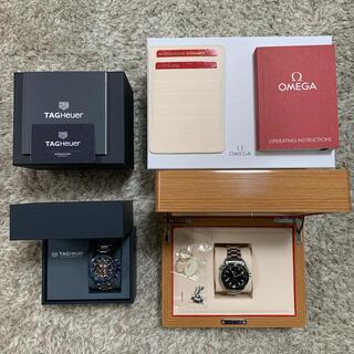OMEGA - 高級腕時計2本セット オメガ タグホイヤー 定価150万円