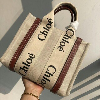 Chloe - Chloe クロエ ウッディ トートバッグ woody