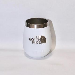 ザノースフェイス(THE NORTH FACE)の海外限定 The North Face x YETI イエティ マグカップ 白(タンブラー)