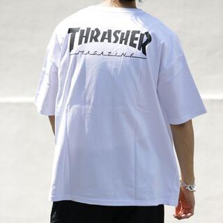THRASHER - THRASHER×FREAK'S STORE スラッシャー 別注モデル