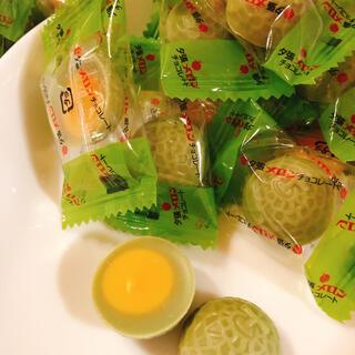 夕張メロンチョコ 70(菓子/デザート)