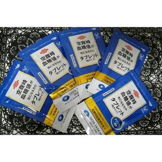 タイショウセイヤク(大正製薬)の大正製薬 空腹時血糖値が気になる方のタブレット(粒タイプ)120粒×5袋(その他)