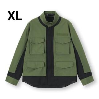 ジーユー(GU)のGU X UNDERCOVER ミリタリージャケット(ミリタリージャケット)