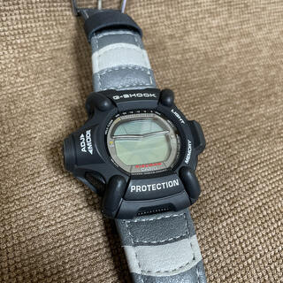 カシオ(CASIO)の【未使用品】G-SHOCK ウォッチ DW-9100 ライズマン(腕時計(デジタル))