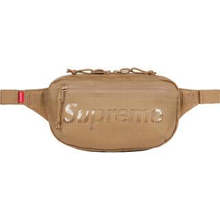 Supreme - Supreme Waist Bag シュプリーム ウエストバッグ Tan タン