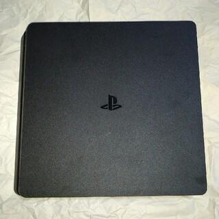 PlayStation4 - 動作確認済み PS4 薄型 スリム 黒 ジェットブラック slim