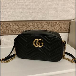Gucci - GUCCI/GGマーモント ショルダーバッグ