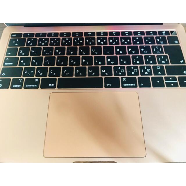 Mac (Apple)(マック)のMacbook air 2019 Core i5 Ram8Gb SSD128Gb スマホ/家電/カメラのPC/タブレット(ノートPC)の商品写真