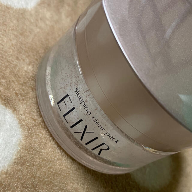 ELIXIR(エリクシール)のエリクシールホワイト スリーピングクリアパック コスメ/美容のスキンケア/基礎化粧品(パック/フェイスマスク)の商品写真