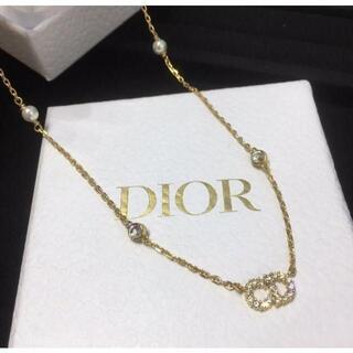 新品 Dior ネックレス