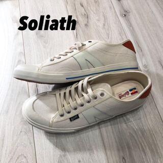 【新品未使用】Soliath スニーカー(スニーカー)