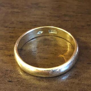 リング 指輪 K18 ⑻