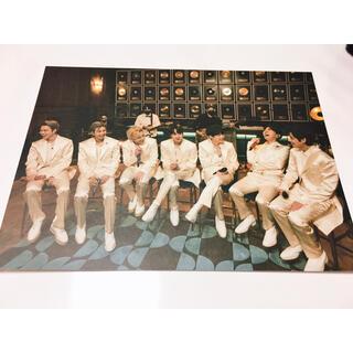 ボウダンショウネンダン(防弾少年団(BTS))のTHE FACT BTS PHOTO BOOK/フォトカード(アイドルグッズ)