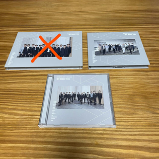 セブンティーン(SEVENTEEN)のSEVENTEEN we make you 初回限定盤A、通常盤(K-POP/アジア)