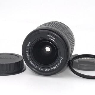 キヤノン(Canon)の手振れ補正機能付き♪Canon 18-55mm F3.5-5.6 IS STM(レンズ(ズーム))