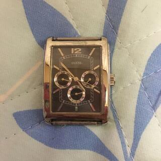 GUESS - ベルト無しゲス腕時計 稼働品 美品