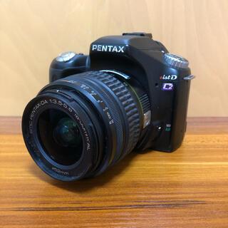 ペンタックス(PENTAX)のpentax ist dl2 初心者 一眼レフ カメラ(デジタル一眼)