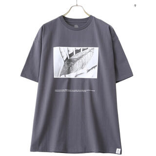 1LDK SELECT - Graphpaper DUBWISE for GP Oversized Tee