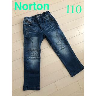 ノートン(Norton)のNorton デニムパンツ 110(パンツ/スパッツ)