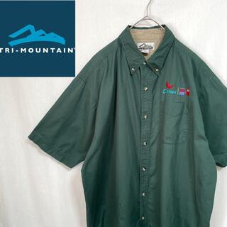 trimountain 半袖 B.Dシャツ(シャツ)