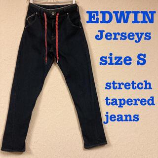 エドウィン(EDWIN)のEDWIN Jerseys stretch  tapered denim S(デニム/ジーンズ)