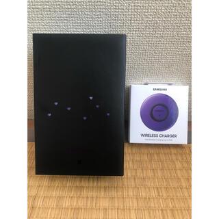 サムスン(SAMSUNG)のGalaxy Buds  BTSエディション+ワイヤレス充電器⭐︎新品未開封(ヘッドフォン/イヤフォン)