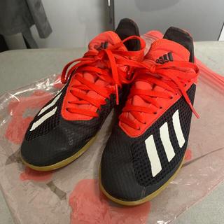 アディダス(adidas)のアディダス  フットサル シューズ 21.0(シューズ)