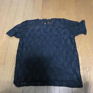 シマムラ(しまむら)のレーストップス(Tシャツ(半袖/袖なし))